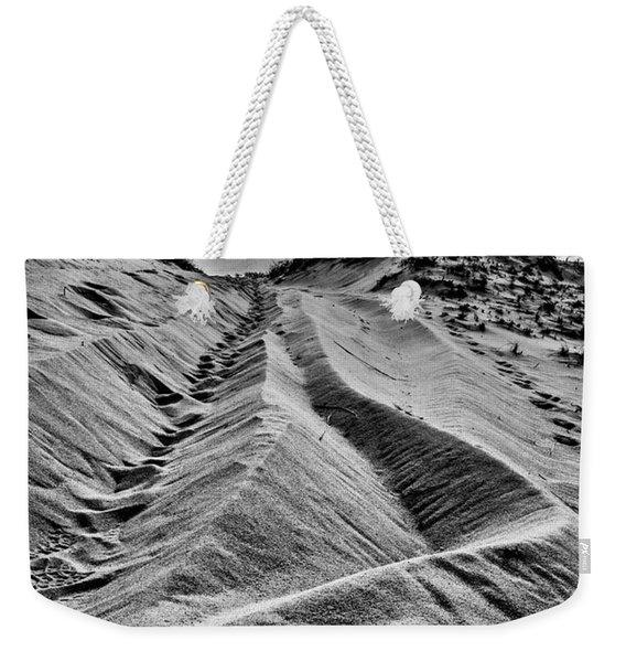 Trail Sculpture Weekender Tote Bag