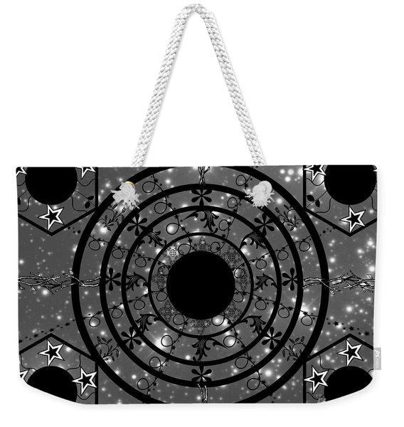 Transcendence Weekender Tote Bag