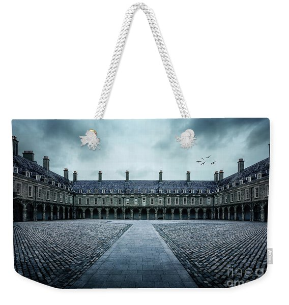 Trapped In Silence Weekender Tote Bag