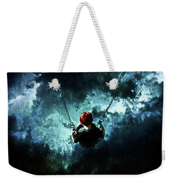 Travel Is Dangerous Weekender Tote Bag