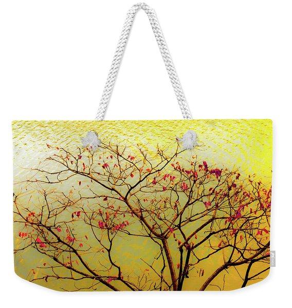 Tree And Water 2 Weekender Tote Bag