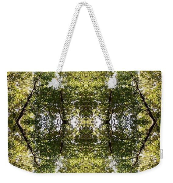 Tree No. 14 Weekender Tote Bag