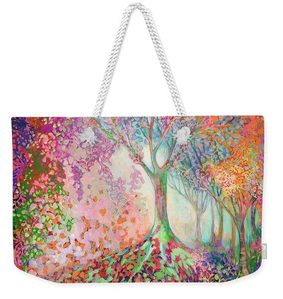 Tree Of Celebration Weekender Tote Bag