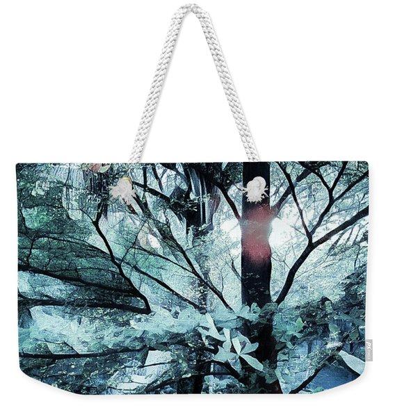 Tree Of Glass Weekender Tote Bag