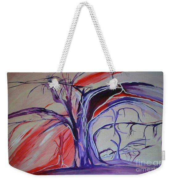 Tree Of Truth Weekender Tote Bag