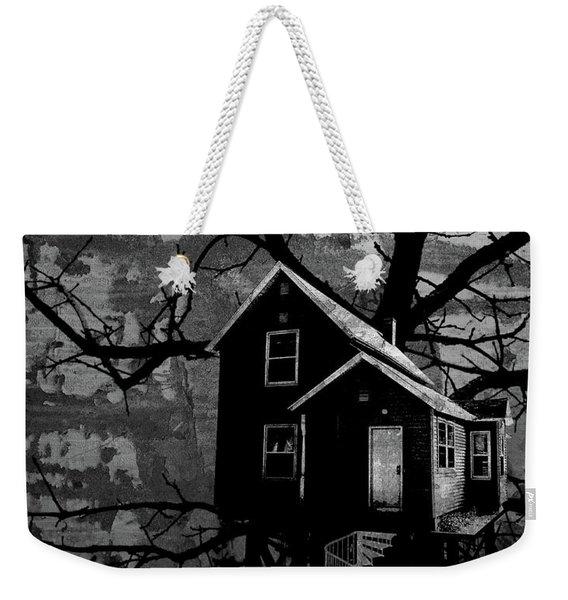 Treehouse II Weekender Tote Bag