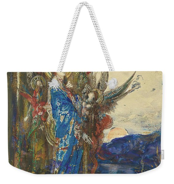Trials Weekender Tote Bag