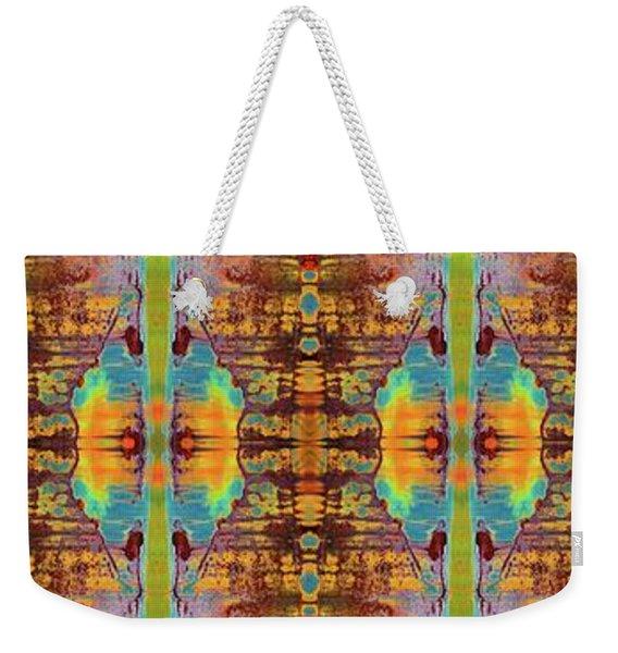 Tribal Dreams Weekender Tote Bag
