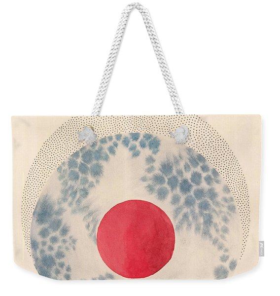 Trinity D Weekender Tote Bag