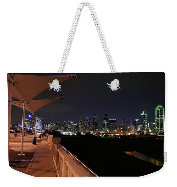 Trinity Skyline Trail V2 061919 Weekender Tote Bag