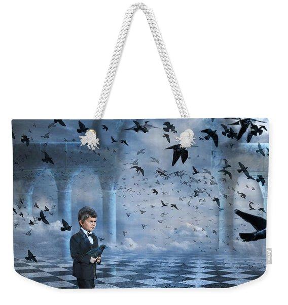 Tristan's Birds Weekender Tote Bag