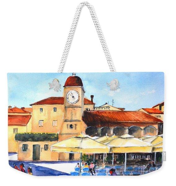 Trogir, Croatia Weekender Tote Bag