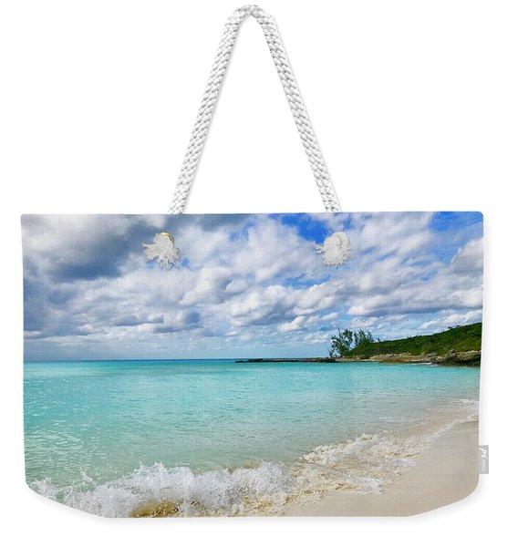 Tropical Beach Weekender Tote Bag