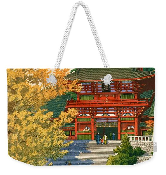 Tsuruokahachimangu - Top Quality Image Edition Weekender Tote Bag