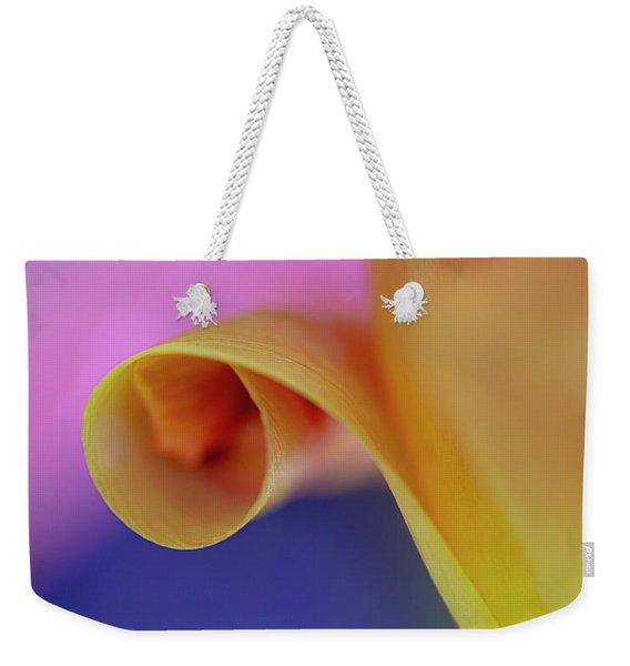 Tulip Close Up Weekender Tote Bag