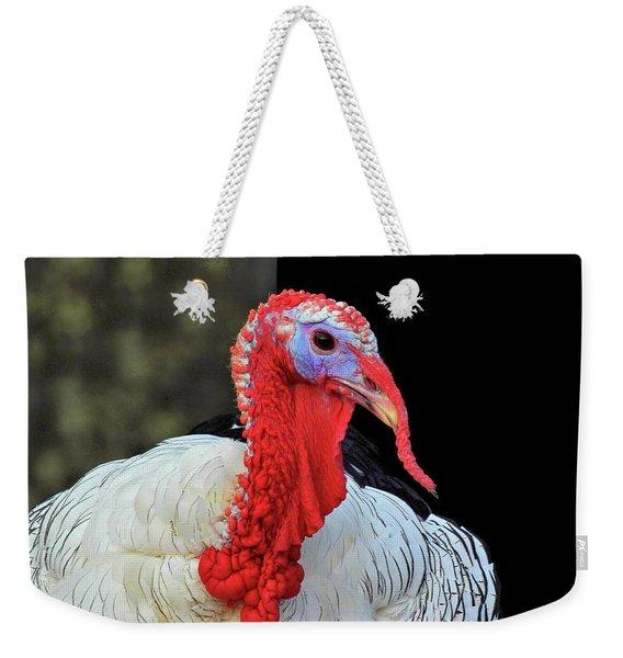 Turkey Tom Weekender Tote Bag