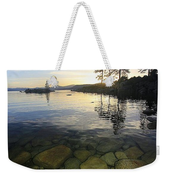 Twilight Immersion Weekender Tote Bag