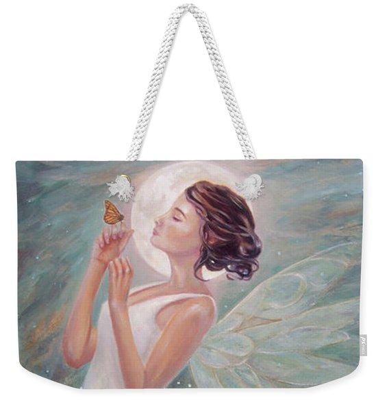 Twilight Summer Dream Weekender Tote Bag