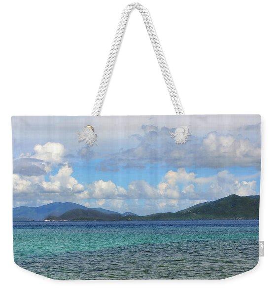 Two Nations Weekender Tote Bag