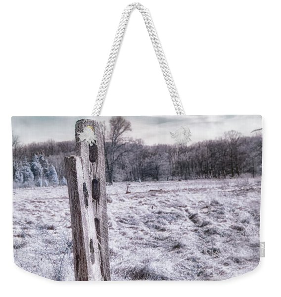 Two Posts Weekender Tote Bag