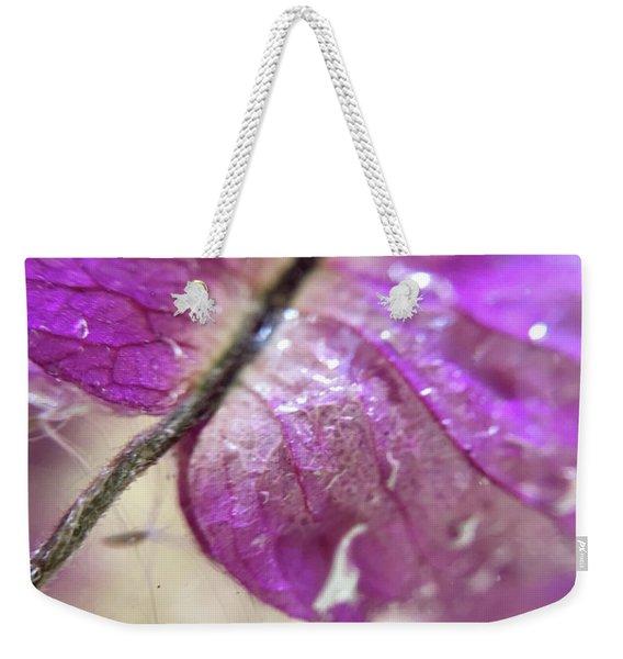 Tymp Weekender Tote Bag