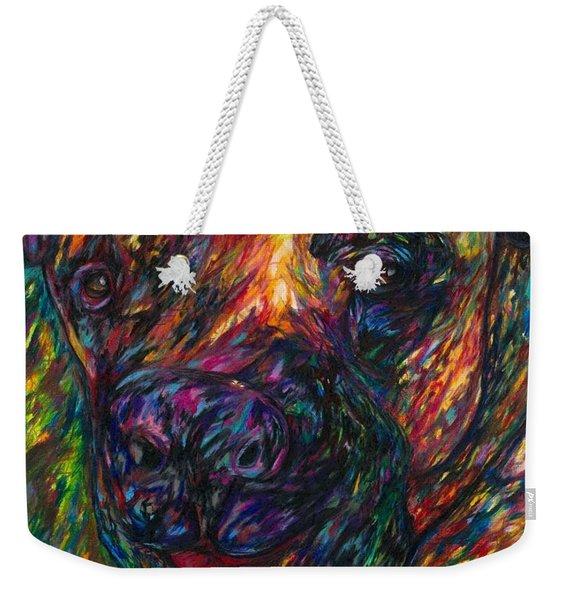 Tyson Weekender Tote Bag