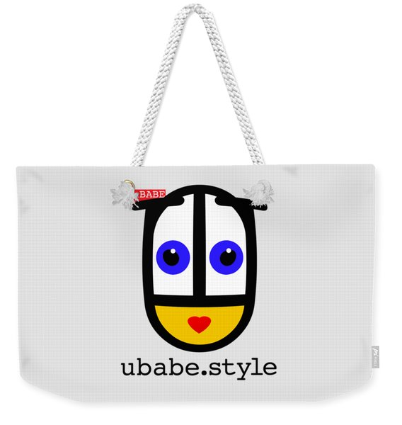 Ubabe De Stijl Weekender Tote Bag