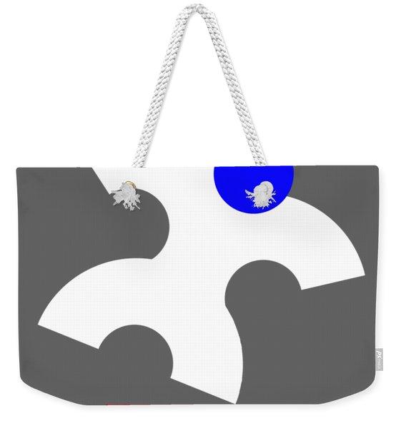 Ubabe Jazz  Weekender Tote Bag