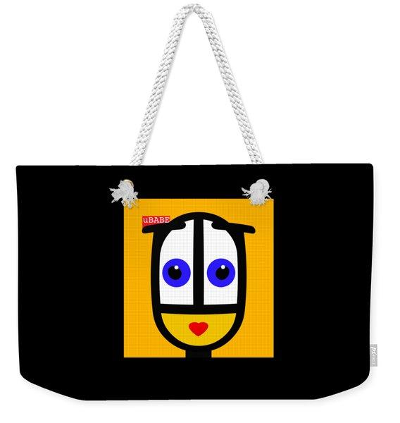 Ubabe Sun Weekender Tote Bag