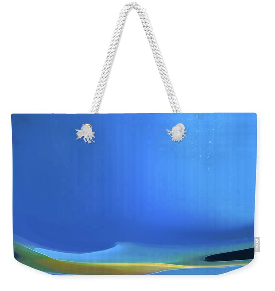 Undercurrents Weekender Tote Bag