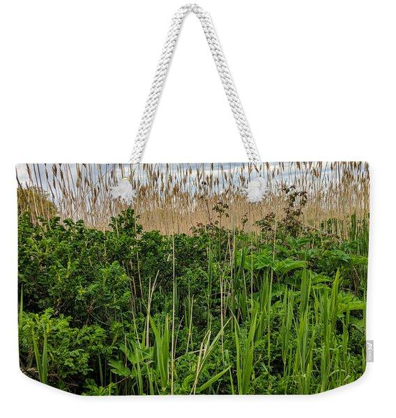 Undisturbed Weekender Tote Bag