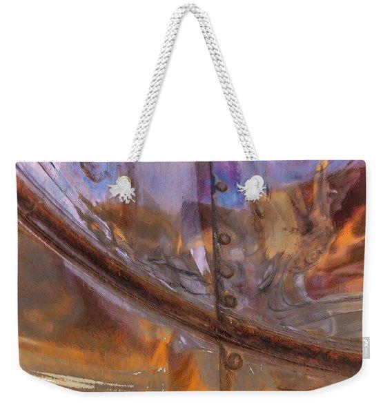 Untitled 9113b Weekender Tote Bag