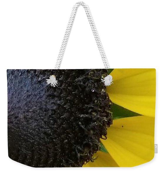 Up Close Weekender Tote Bag