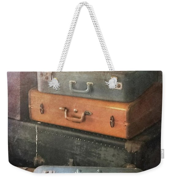 Up In The Attic Weekender Tote Bag