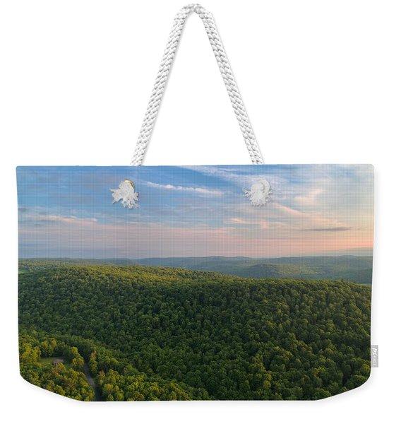 Upstate New York  Weekender Tote Bag