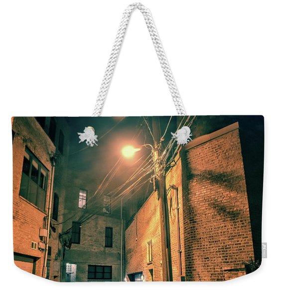 Urban Castle Weekender Tote Bag