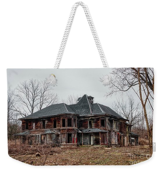 Urban Exploration Weekender Tote Bag