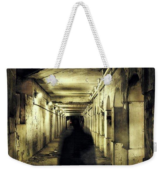 Urban Ghost Weekender Tote Bag