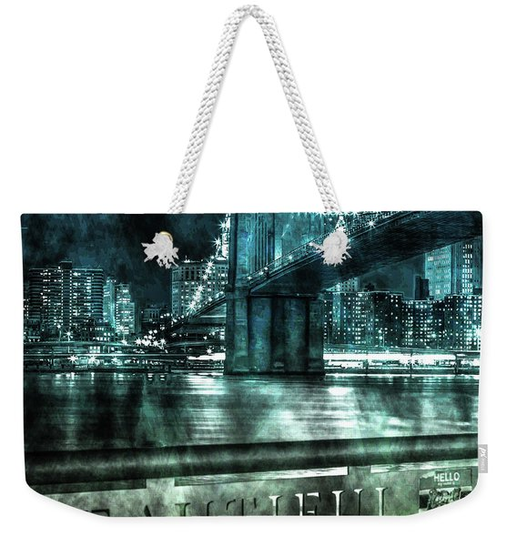 Urban Grunge Collection Set - 05 Weekender Tote Bag
