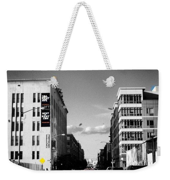 Urban Oasis  Weekender Tote Bag