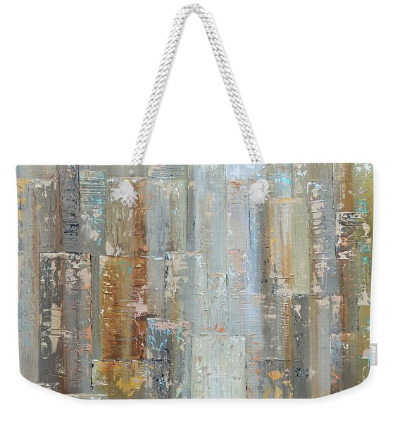 Urban Reflections I Day Version Weekender Tote Bag
