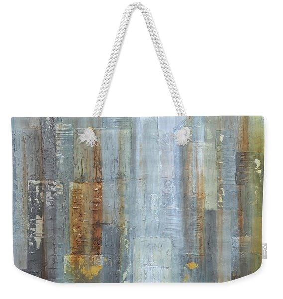 Urban Reflections I Night Version Weekender Tote Bag
