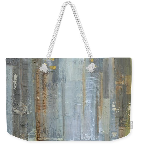Urban Reflections II Night Version Weekender Tote Bag