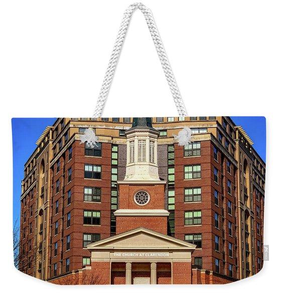 Urban Religion Weekender Tote Bag