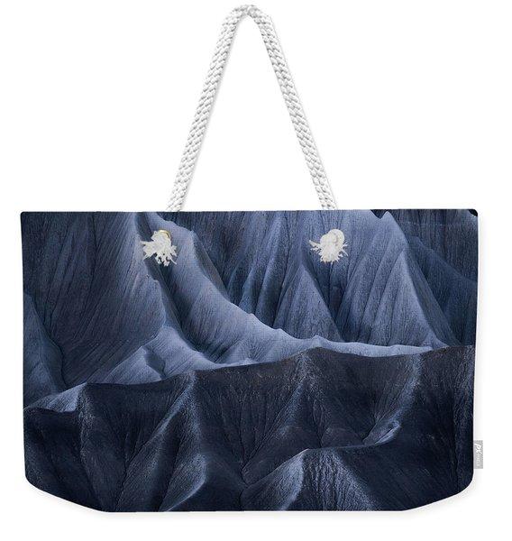 Utah Nights Weekender Tote Bag