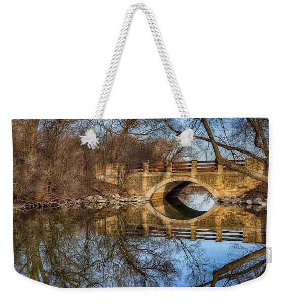 Uw Arboretum  Weekender Tote Bag