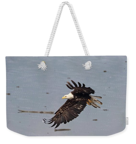 Valdez Eagle Two Weekender Tote Bag