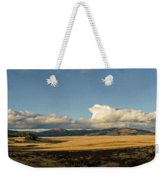 Valles Caldera National Preserve II Weekender Tote Bag