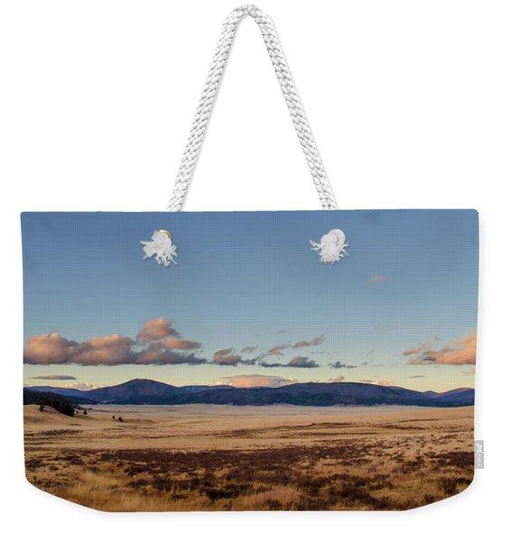 Valles Caldera National Preserve Weekender Tote Bag