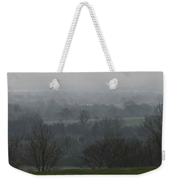 Valley Dawn  Weekender Tote Bag